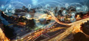 Smart city and internet network